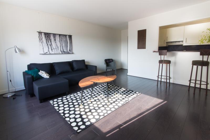 Jourdain, studio 35 m²